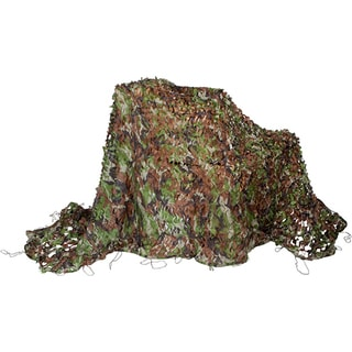 Camouflage Hunting and Tactical Net By Modern Warrior (8' x 5')