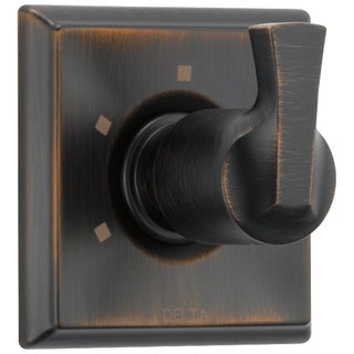 Delta Venetian Bronze Dryden 3 Setting Diverter T11851rb Shower Kit