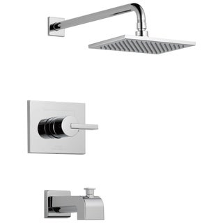 Delta Chrome Vero Monitor(r) 14 Series Tub and Shower Trim T14453