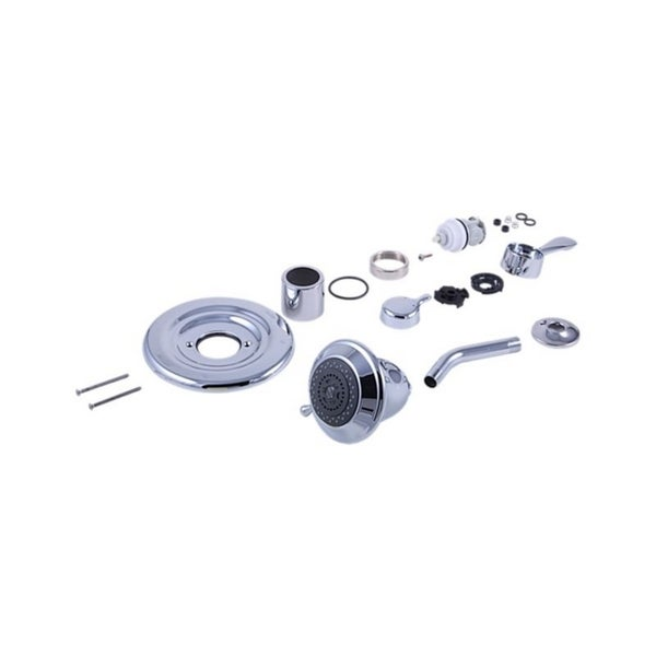 Delta Chrome Conversion Kit - 1500 To 1700 Series Pipe Accessory