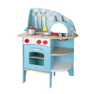 Classic World Deluxe Wood Kitchen