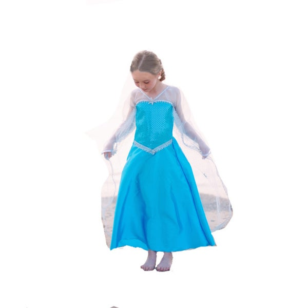 Creative Education Large Ice Crystal Queen Dress