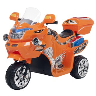 Lil Rider 3-wheel Orange FX Battery Operated Motorcycle