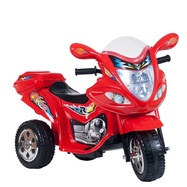 Ride on Toy, 3 Wheel  Motorcycle for Kids, Battery Powered Ride On Toy by Lil Rider  Boys & Girls 15579948