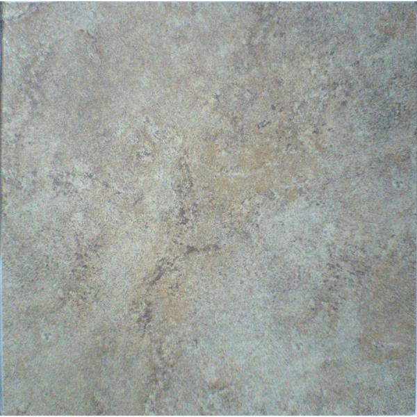 Tivoli Brownstone Self-adhesive Vinyl Floor Tiles (Pack of 25)
