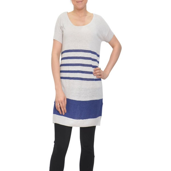 Bellario Color Block Nautical Style Tunic