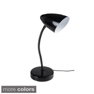 Flamp Bullet Style Flexible Gooseneck Led Desk Lamp