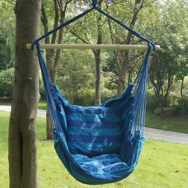 Prime Garden Soft Comfort Hanging Hammock Chair
