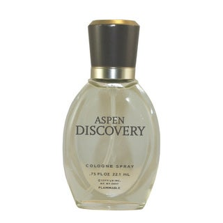 Aspen Discovery Men's Coty Cologne Spray 0.75-ounce (Unboxed)
