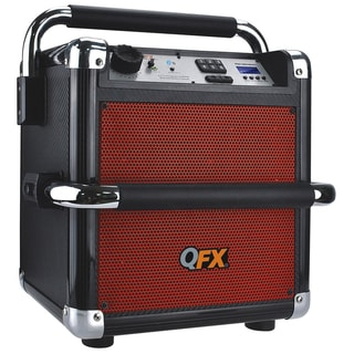 QFX PBX-507101BT All-Weather Portable Bluetooth Party Speaker