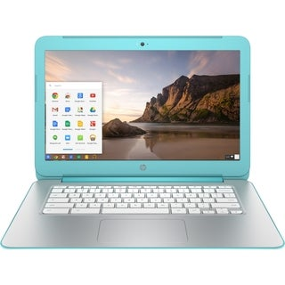 "HP Chromebook 14-x000 14-x010wm 14"" LED Chromebook - Refurbished - NV"