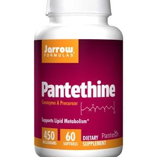 Jarrow Formulas Pantethine 450 mg (60 Softgels)