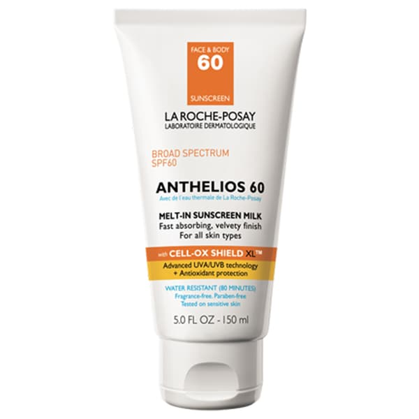 La Roche-Posay Anthelios 60 Body Milk 15.0-ounce