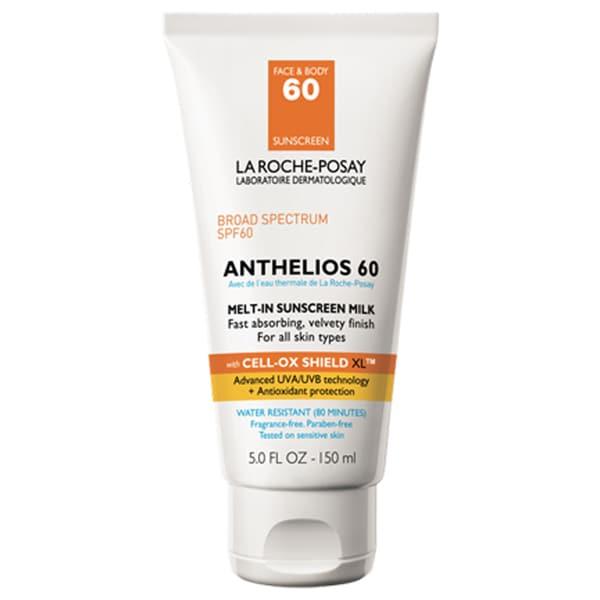 La Roche-Posay Anthelios 60 Body Milk 15.0-ounce