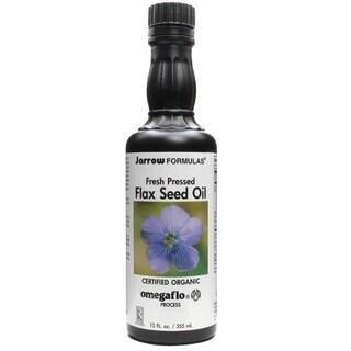 Fresh Pressed Flax Seed Oil