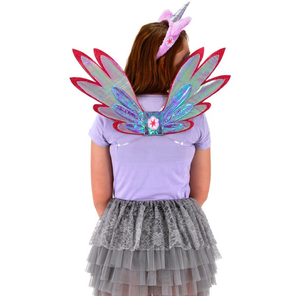 Twilight Sparkle Wings My Little Pony Friendship Is Magic Costume Women
