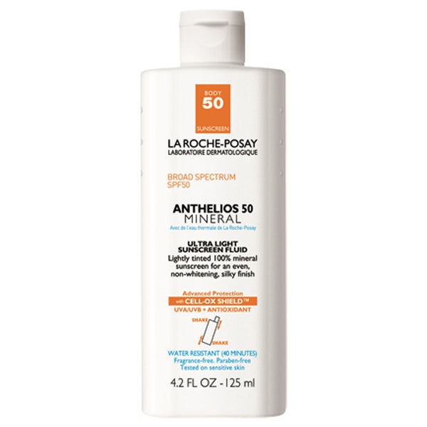 La Roche-Posay Anthelios 50 Body Mineral Tinted 4.2-ounce