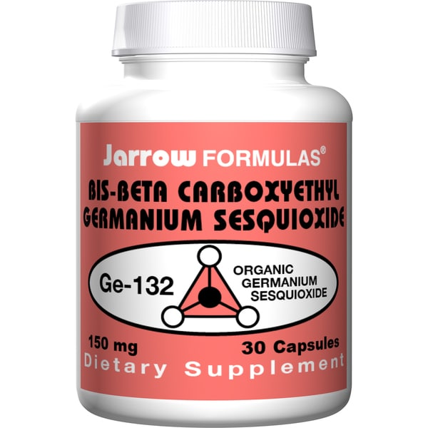Jarrow Formulas Bis-Beta Carboxyethyl Sesquioxide 150 mg (30 Capsules)