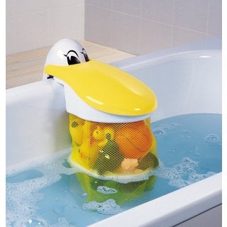 Kids Kit Pelican Bath Toy Storage Pouch