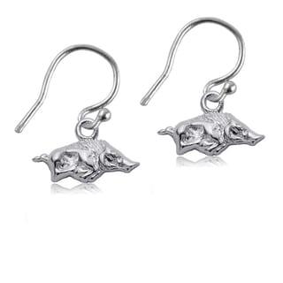 Arkansas Sterling Silver Dangle Earrings