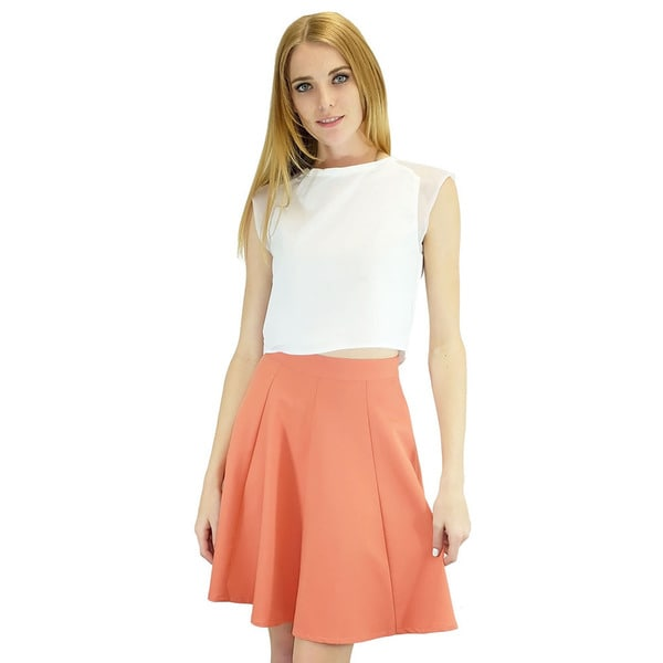 Relished Coralee Chic Swing Skirt