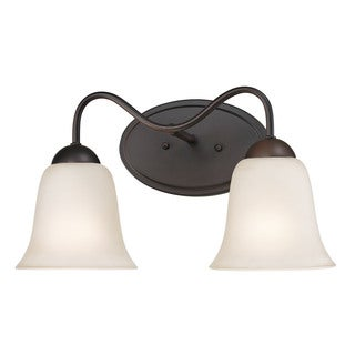 Waterhill 4 Globe Oil Rubbed Bronze Bath Lighting 16439387