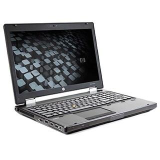 HP 8560W 15.6-inch 2.4GHz Intel Core i7 8GB RAM 256GB SSD Windows 7 Laptop (Refurbished)