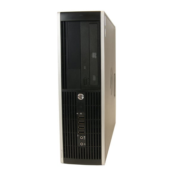 HP 6300 SFF 3.2GHz Intel Core i5 8GB RAM 1TB HDD Windows 7 Desktop Computer (Refurbished)