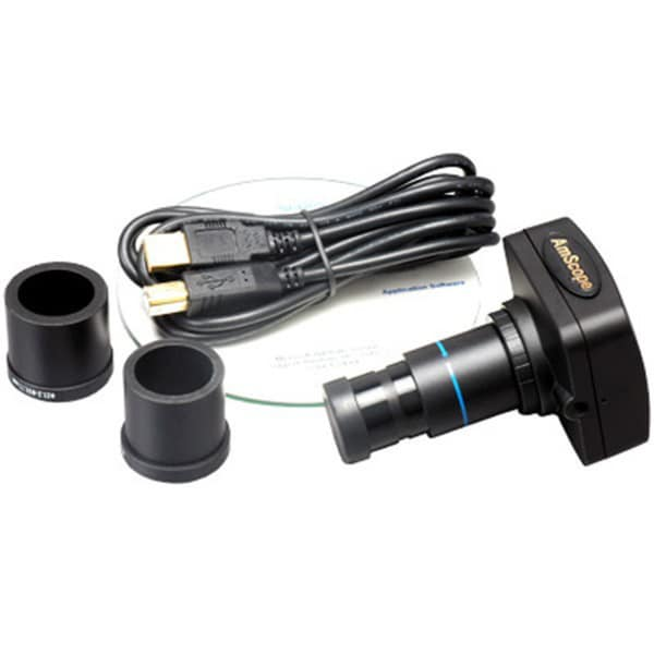 5MP USB Microscope Camera with Software with Calibration Kit