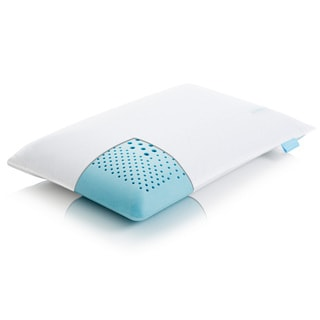 Linenspa Dual Zone Gel Memory Foam Ergonomic Pillow
