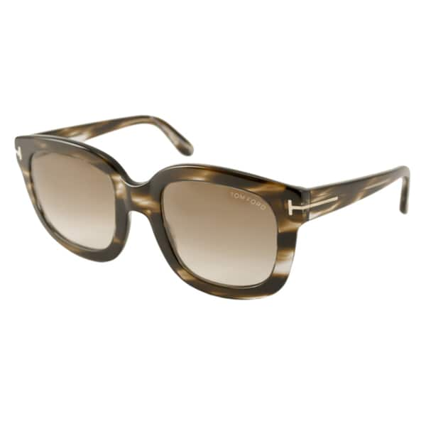 Tom Ford Womens TF0279 Christophe Square Sunglasses