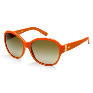 Tory Burch Women's TY9029 Round Sunglasses