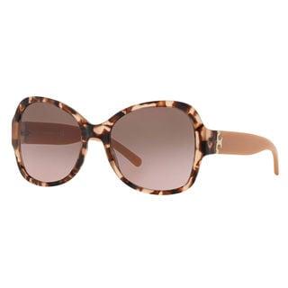 Tory Burch Women's TY7077 Butterfly Sunglasses