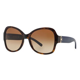 Tory Burch Women's TY7077 Butterfly Sunglasses