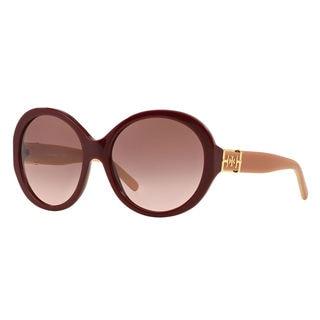 Tory Burch Women's TY7072 Round Sunglasses