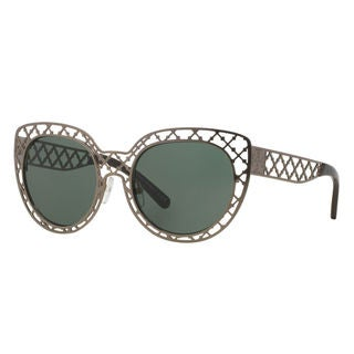 Tory Burch Women's TY6039 Cat Eye Sunglasses