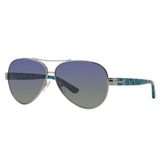 Tory Burch Women's TY6031 Pilot Sunglasses