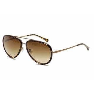Tory Burch Women's TY6025 Metal Pilot Sunglasses
