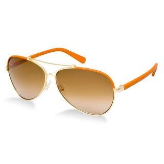 Tory Burch Women's TY6021Q Pilot Sunglasses