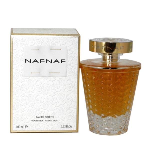 Naf Naf Women's 3.33-ounce Eau de Toilette Spray