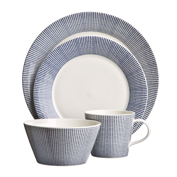 Royal Doulton Pacific 16-piece Set (Dots)