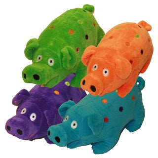 Multipet Globlets Plush Grunter Pig