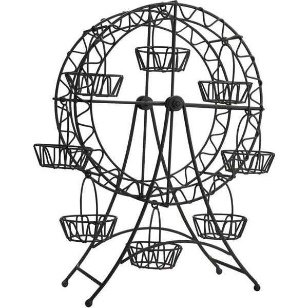 Metal Ferris Wheel Cupcake Holder