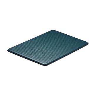 Imprint Cumulus9 Coral Blue Chevron Series 20 x 36-inch Anti fatgue Mat