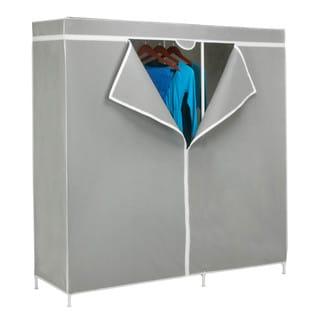 60-inch Square Frame Wardrobe