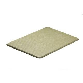 Imprint Cumulus9 Leaf Green Chevron Series 20 x 36-inch Comfort Mat