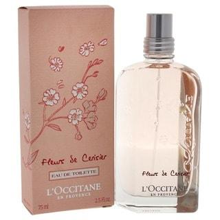 L'Occitane Cherry Blossom Women's 2.5-ounce Eau de Toilette Spray