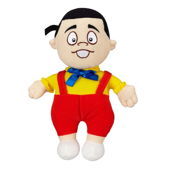 El Chavo Animado Nono Mini 7.5-inch Plush Doll Mexican TV Show Soft Figure Gift