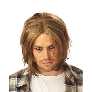 Adult Men's Blonde Grunge Wig