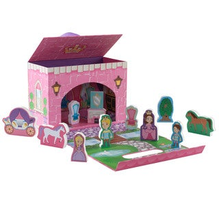 KidKraft Fairy Tale Princess Travel Box Play Set